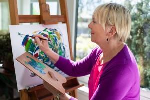 לימודי טיפול באומנות